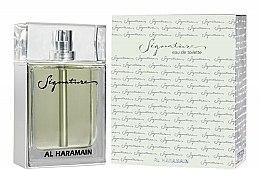 Parfums et Produits cosmétiques Al Haramain Signature - Eau de Toilette