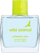 Parfums et Produits cosmétiques Christopher Dark Wild Animal - Eau de Toilette