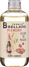 Parfums et Produits cosmétiques Huile de massage pour corps,Champagne - Fergio Bellaro Massage Oil Sweet Champagne