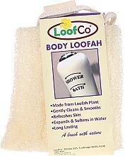 Parfums et Produits cosmétiques Eponge de bain bio - LoofCo Body Loofah