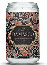 Parfums et Produits cosmétiques Bougie parfumée à la cire de noix de coco, Lune de l'est - FraLab Damasco Candle