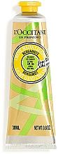 Parfums et Produits cosmétiques Crème au beurre de karité pour mains - L'Occitane Shea Butter Bergamot Light Hand Cream