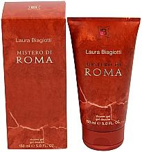 Parfums et Produits cosmétiques Laura Biagiotti Misteri Di Roma - Gel douche parfumé
