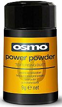 Parfums et Produits cosmétiques Poudre de texturation pour cheveux - Osmo Power Powder Texturising Dust