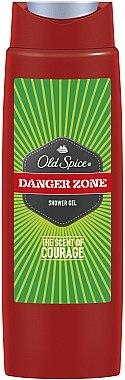 Gel douche - Old Spice Danger Zone Shower Gel — Photo N1