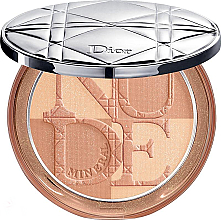 Parfums et Produits cosmétiques Poudre minérale bronzante - Dior Diorskin Mineral Nude Bronze Powder