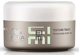 Parfums et Produits cosmétiques Argile coiffant à effet mat - Wella Professionals EIMI Texture Touch
