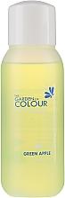 Parfums et Produits cosmétiques Dissolvant pour vernis à ongles - Silcare The Garden Of Colour Polish Remover Green Apple