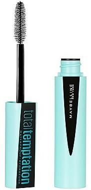 Mascara volumateur waterproof - Maybelline Total Temptation Waterproof Mascara