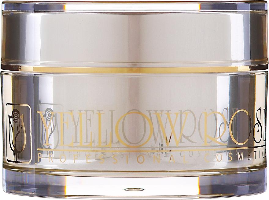 Crème raffermissante aux protéines de soie et collagène marin pour visage - Yellow Rose Golden Line Face Firming Cream