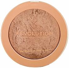 Parfums et Produits cosmétiques Poudre bronzante visage - Makeup Revolution Reloaded Powder Bronzer