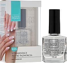Parfums et Produits cosmétiques Durcisseur pour ongles, Renforcement - Czyste Piekno Nail Hardener