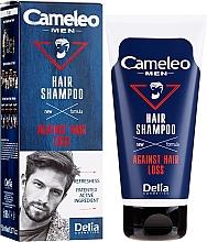 Parfums et Produits cosmétiques Shampooing anti-chute - Delia Cameleo Men Against Hair Loss Shampoo