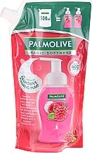 Parfums et Produits cosmétiques Savon liquide à l'arôme de framboise - Palmolive Magic Softness Raspberry Foaming Handwash (recharge)