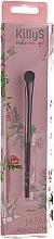 Parfums et Produits cosmétiques Pinceau fard à paupières - KillyS Japan Adventure Classic Eyeshadow Brush
