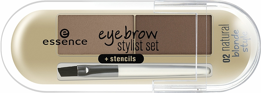 Poudre à sourcils - Essence Eyebrow Stylist