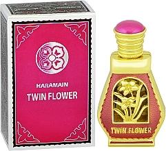 Parfums et Produits cosmétiques Al Haramain Twin Flower - Huile parfumée