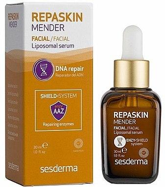 Sérum liposomal à la vitamine E pour visage - SesDerma Laboratories Repaskin Mender Liposomal Serum — Photo N1