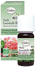 Parfums et Produits cosmétiques Huile essentielle bio de géranium bourbon - Galeo Organic Essential Oil Geranium Bourbon