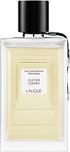 Parfums et Produits cosmétiques Lalique Leather Copper - Eau de Parfum
