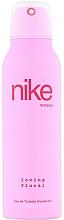 Parfums et Produits cosmétiques Nike Loving Floral Woman - Déodorant spray