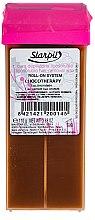 Parfums et Produits cosmétiques Cartouche de cire à épiler roll-on, Chocolat - Starpil Wax