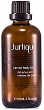 Parfums et Produits cosmétiques Huile à l'huile de citron pour corps - Jurlique Lemon Body Oil