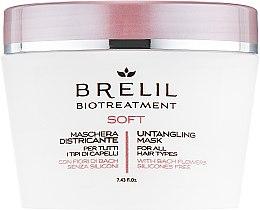 Parfums et Produits cosmétiques Masque démêlant - Brelil Bio Treatment Soft Untangling Mask