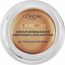 Parfums et Produits cosmétiques Fard à paupières crémeux - L'Oreal Paris Age Perfect Cream Eyeshadow