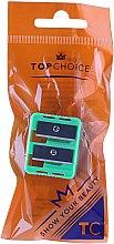 Parfums et Produits cosmétiques Taille-crayon cosmétique double 2199, vert - Top Choice