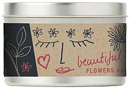 Parfums et Produits cosmétiques Bougie parfumée - Bath House Scented Candle Wild Flower