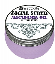 Parfums et Produits cosmétiques Gommage à l'huile de macadamia pour visage - Fergio Bellaro Facial Scrub