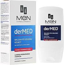 Parfums et Produits cosmétiques Baume après-rasage à l'aloe vera et provitamine B5 - AA Cosmetics Men derMED After-Shave Balm