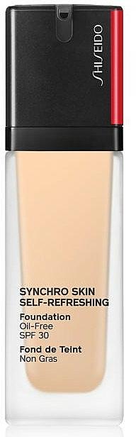 Fond de teint - Shiseido Synchro Skin Self-Refreshing Foundation SPF 30