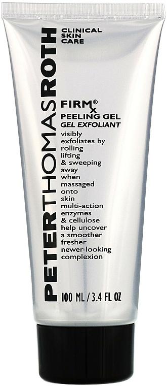 Gel peeling aux enzymes et acide hyaluronique pour visage - Peter Thomas Roth FIRMx Peeling Gel