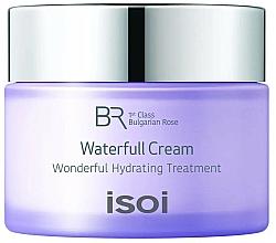 Parfums et Produits cosmétiques Crème extra-hydratante à l'huile de rose Bulgare pour visage - Isoi Bulgarian Rose Waterfull Cream