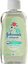 Parfums et Produits cosmétiques Huile pour bébé doux - Johnson's Baby Cotton Touch Oil