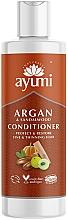 Parfums et Produits cosmétiques Après-shampoing à l'huile d'argan bio et bois de santal - Ayumi Argan & Sandalwood Conditioner