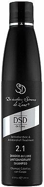 Shampooing à l'extrait de levure - Divination Simone De Luxe Dixidox DeLuxe Antidandruff Shampoo — Photo N2