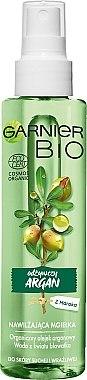 Brume visage nourrissante à l'huile d'argan bio - Garnier Bio Rich Argan Nourishing Mist