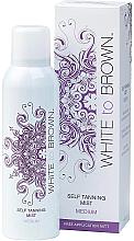 Parfums et Produits cosmétiques Brume autobronzante - White To Brown Self Tanning Mist Medium