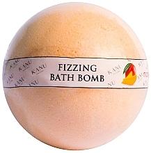Parfums et Produits cosmétiques Boule de bain, Mangue - Kanu Nature Bath Bomb Mango