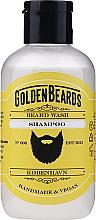 Parfums et Produits cosmétiques Shampooing pour barbe - Golden Beards Beard Wash Shampoo