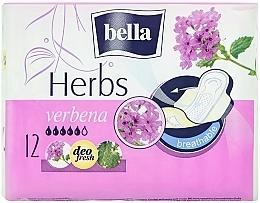 Parfums et Produits cosmétiques Serviettes hygiéniques, 12pcs - Bella Panty Herbs Verbena