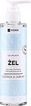 Parfums et Produits cosmétiques Gel antibactérien pour mains Concombre et Pomme - HiSkin
