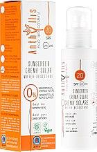 Parfums et Produits cosmétiques Spray waterproof pour enfants et adultes SPF 20 - Anthyllis Sunscreen Creama Solar Water Resistant