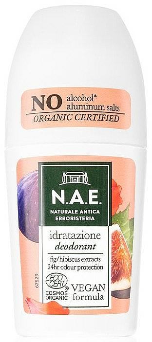 Déodorant roll-on sans alcool - N.A.E. Idratazione Deodorant