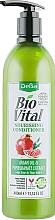 Parfums et Produits cosmétiques Après-shampooing à l'huile d'argan et extrait de grenade - DeBa Bio Vital Nourishing Conditioner
