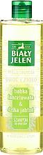 Parfums et Produits cosmétiques Shampooing à l'extrait de pomme - Bialy Jelen