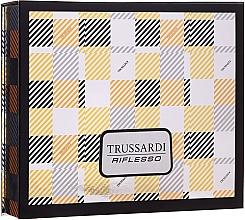 Parfums et Produits cosmétiques Trussardi Riflesso - Coffret (eau de toilette/50ml + gel douche et shampooing/100ml)